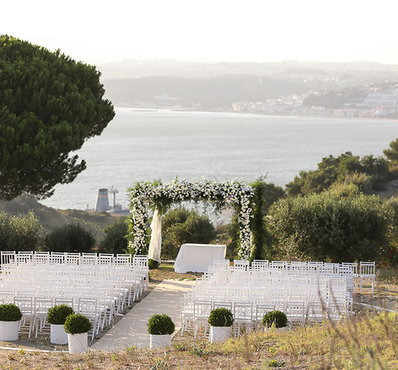 Quinta para casamentos e para eventos